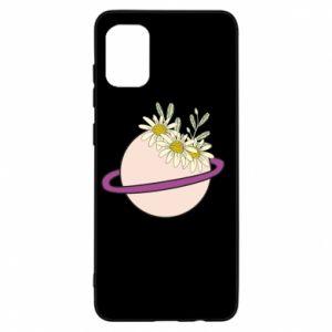 Etui na Samsung A31 Kwiaty na naszej planecie