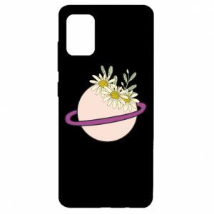 Etui na Samsung A51 Kwiaty na naszej planecie
