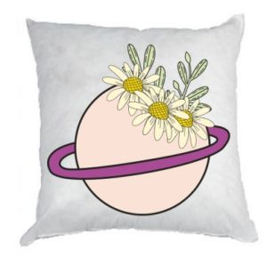 Pillow Flowers on the planet
