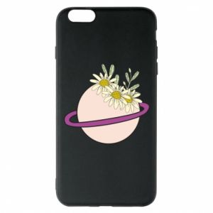 iPhone 6 Plus/6S Plus Case Flowers on the planet