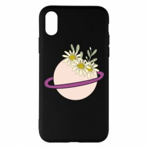 iPhone X/Xs Case Flowers on the planet