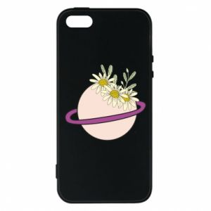 iPhone 5/5S/SE Case Flowers on the planet
