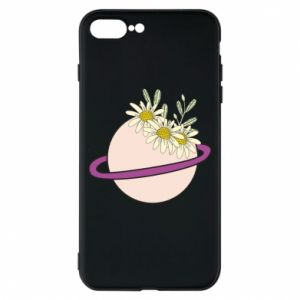 iPhone 8 Plus Case Flowers on the planet