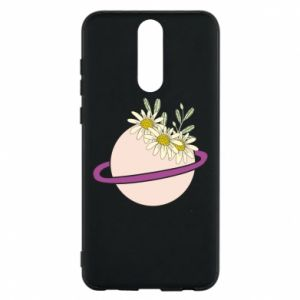 Huawei Mate 10 Lite Case Flowers on the planet