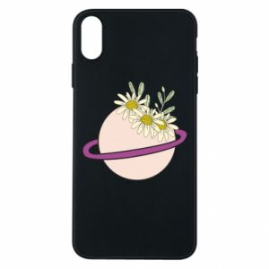 iPhone Xs Max Case Flowers on the planet
