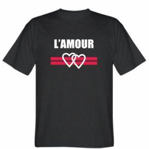 Koszulka L'amour
