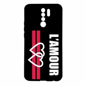 Etui na Xiaomi Redmi 9 L'amour