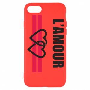 Etui na iPhone SE 2020 L'amour