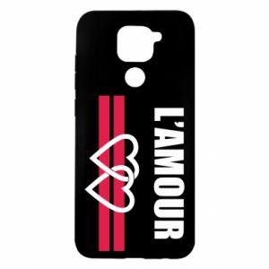 Etui na Xiaomi Redmi Note 9/Redmi 10X L'amour