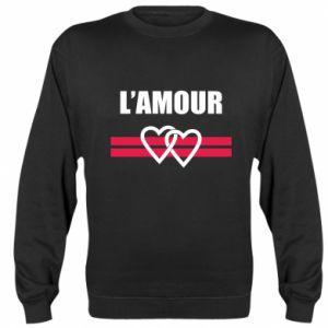 Bluza (raglan) L'amour