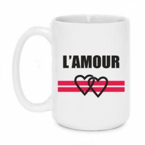 Kubek 450ml L'amour