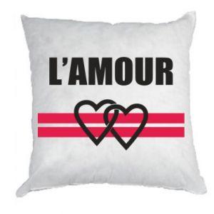 Poduszka L'amour