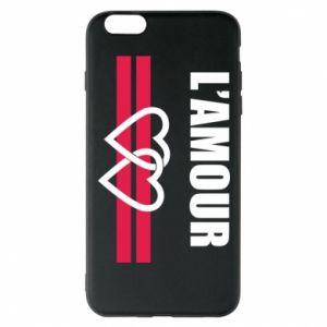 Etui na iPhone 6 Plus/6S Plus L'amour