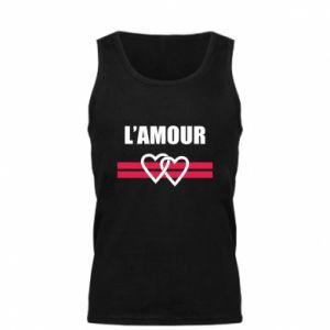 Męska koszulka L'amour