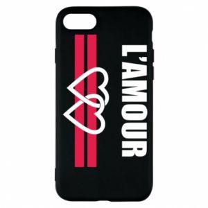 Etui na iPhone 8 L'amour