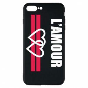 Etui na iPhone 8 Plus L'amour