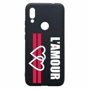 Etui na Xiaomi Redmi 7 L'amour