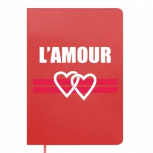 Notepad L'amour