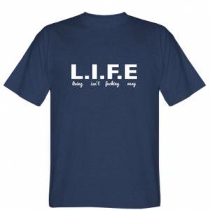 Koszulka L.I.F.E