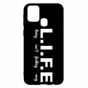 Samsung M31 Case L.I.F.E