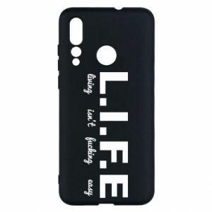 Huawei Nova 4 Case L.I.F.E