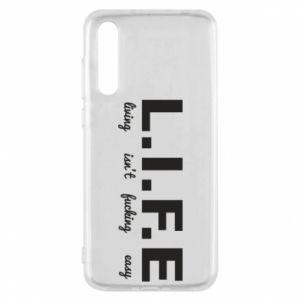 Huawei P20 Pro Case L.I.F.E