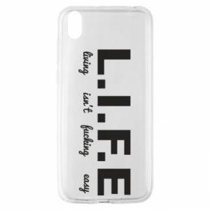 Huawei Y5 2019 Case L.I.F.E