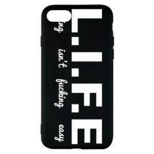 iPhone SE 2020 Case L.I.F.E