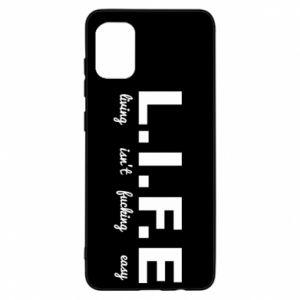 Samsung A31 Case L.I.F.E