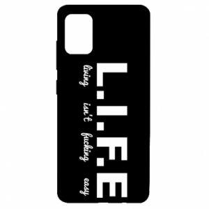 Samsung A51 Case L.I.F.E