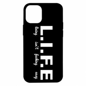 iPhone 12 Mini Case L.I.F.E