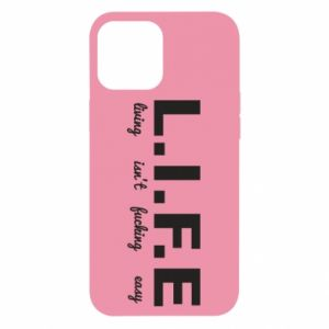 iPhone 12 Pro Max Case L.I.F.E