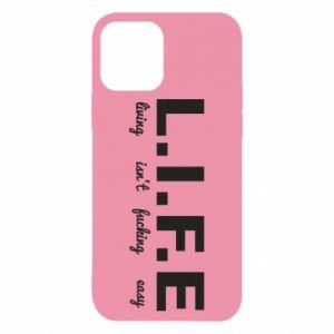 iPhone 12/12 Pro Case L.I.F.E