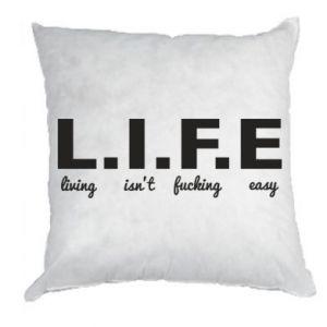 Poduszka L.I.F.E