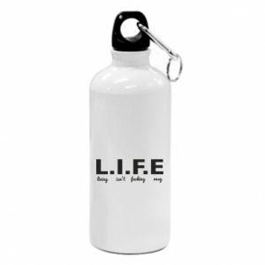 Water bottle L.I.F.E