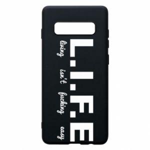 Etui na Samsung S10+ L.I.F.E