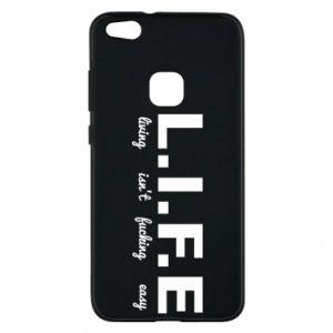 Etui na Huawei P10 Lite L.I.F.E