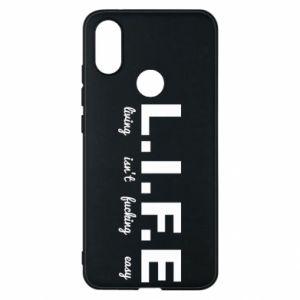 Etui na Xiaomi Mi A2 L.I.F.E