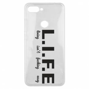 Phone case for Xiaomi Mi8 Lite L.I.F.E