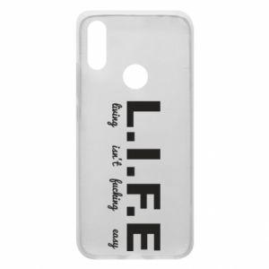 Etui na Xiaomi Redmi 7 L.I.F.E