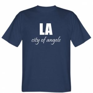 T-shirt LA city of angels