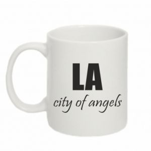 Kubek 330ml LA city of angels