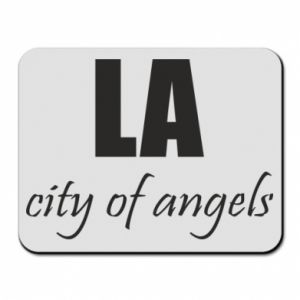 Mouse pad LA city of angels