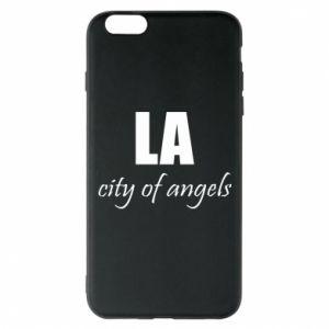 Etui na iPhone 6 Plus/6S Plus LA city of angels