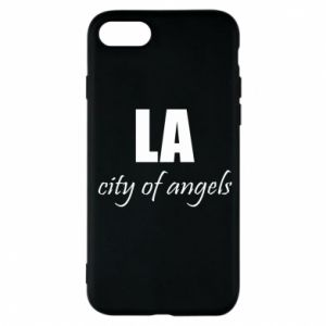 Phone case for iPhone 7 LA city of angels