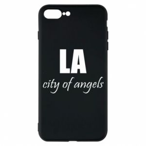 Phone case for iPhone 7 Plus LA city of angels