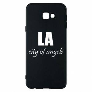 Phone case for Samsung J4 Plus 2018 LA city of angels