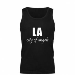 Men's t-shirt LA city of angels