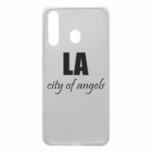Phone case for Samsung A60 LA city of angels