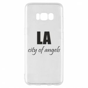 Phone case for Samsung S8 LA city of angels
